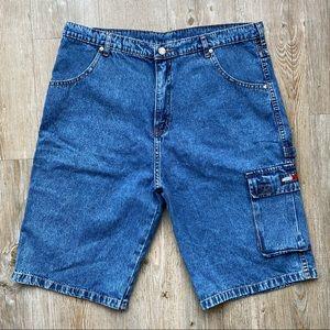 TOMMY HILFIGER | Vintage Carpenter Shorts